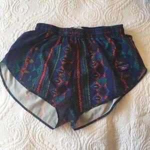 Vintage Reebok Running Shorts